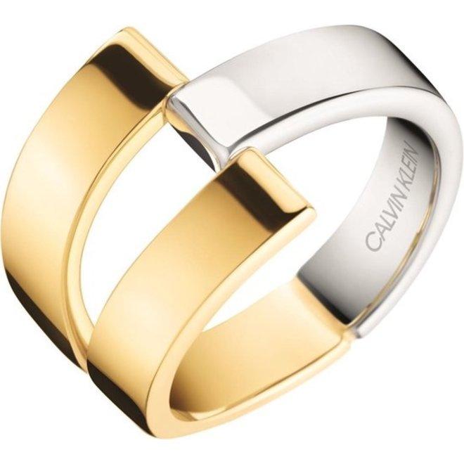 Calvin Klein ring Truly KJ8JJR200108