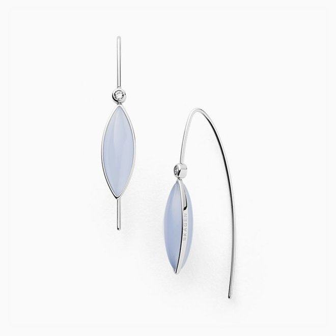 Skagen oorsieraad Sea Glass SKJ1331040
