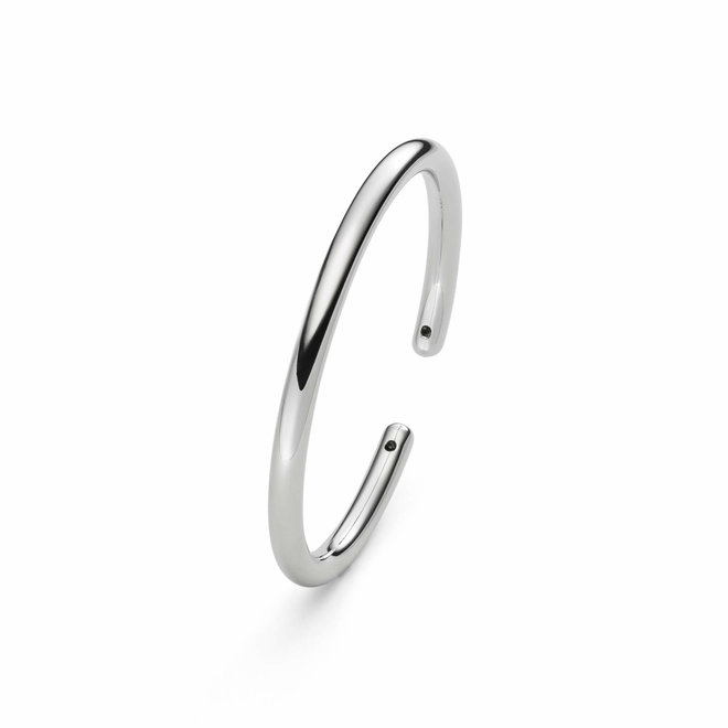 IsabelleFa Flix-Flex armband witgoud 02127/5