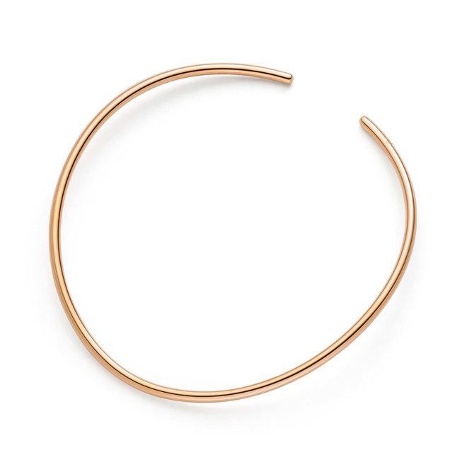 IsabelleFa Flix-Flex collier roségoud 12027/4,5/2