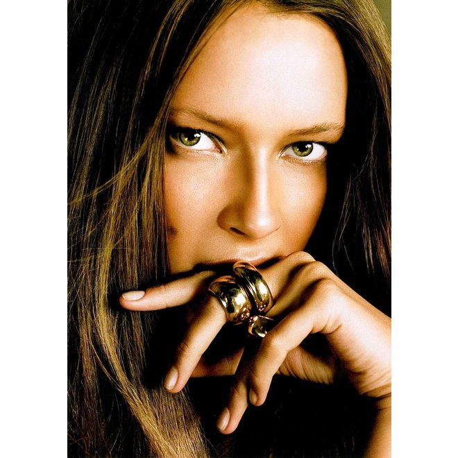 IsabelleFa Flix-Flex ring roségoud 13464/08.41