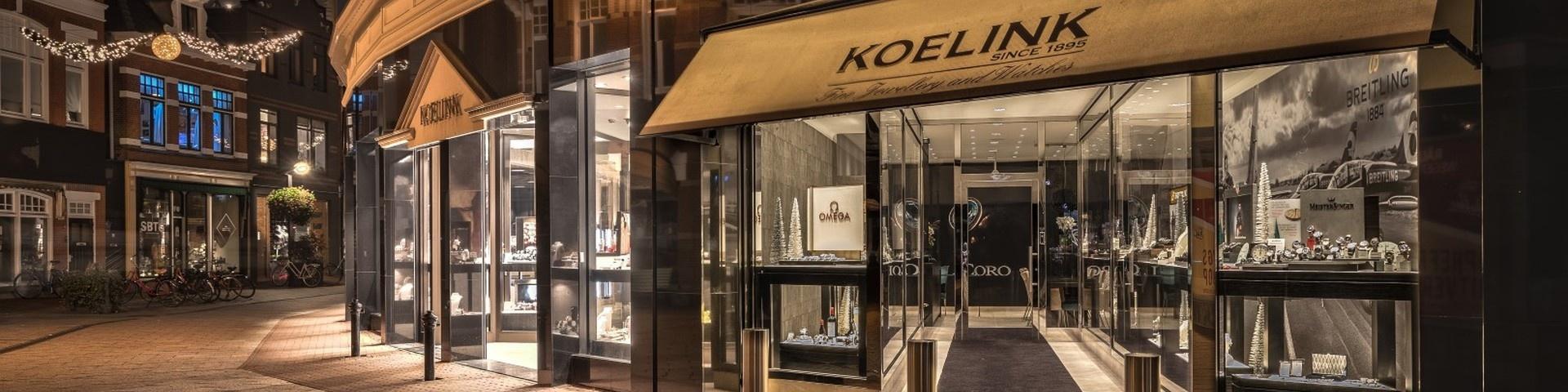 Onze winkel | Koelinkjuwelier - Juwelier Koelink