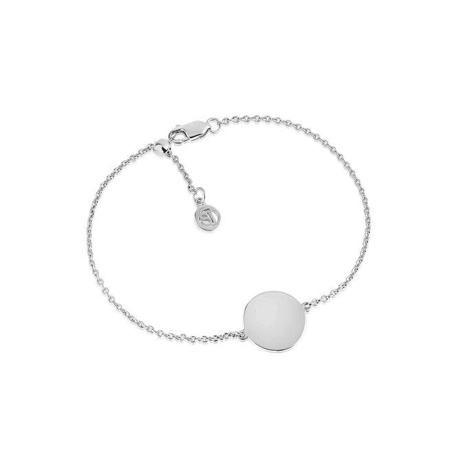 Sif Jakobs Follina Pianura armband zilver SJ-B1070