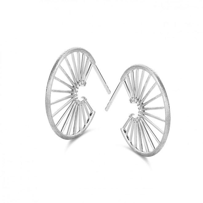 Spirit Icons Aura oorstekers 41301