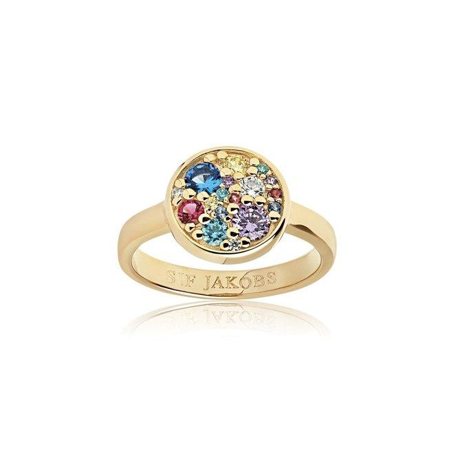 Sif Jakobs Novara ring SJ-R1056-XCZ-YG/54