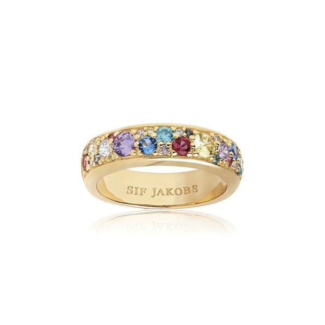 Sif Jakobs Novara Uno ring SJ-R1062-XCZ-YG/54