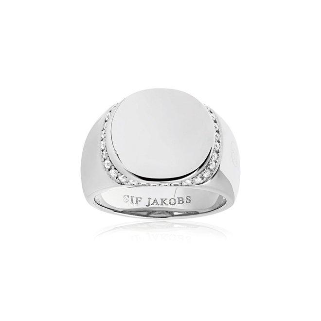 Sif Jakobs Follina ring SJ-R1063-CZ/52