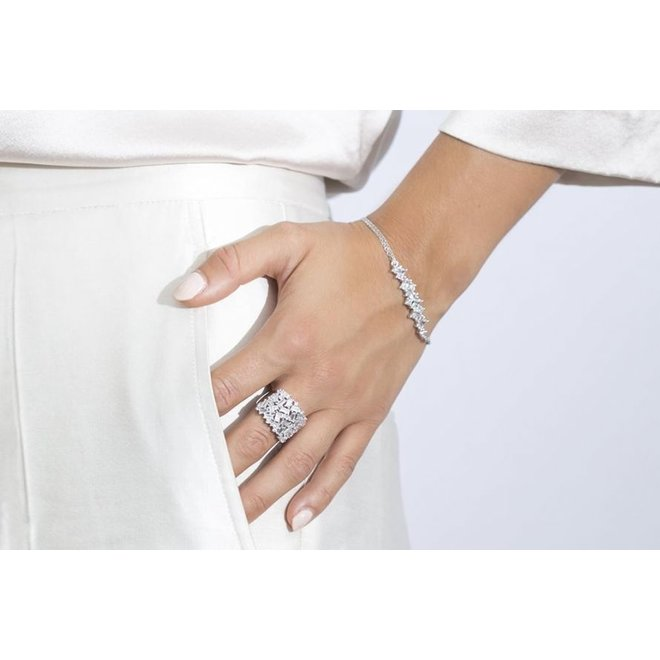 Sif Jakobs Antella Grande ring SJ-R0493-CZ/56