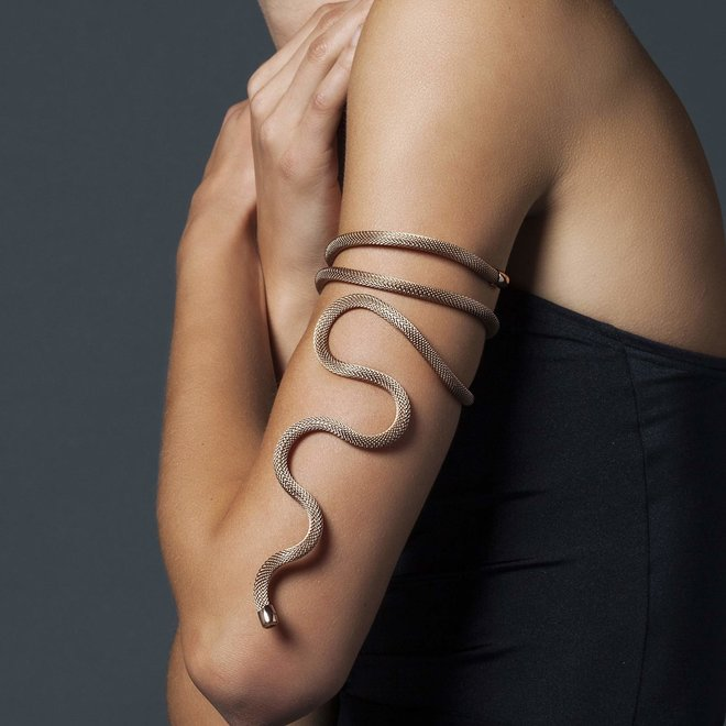 Breil Snake collier TJ2718
