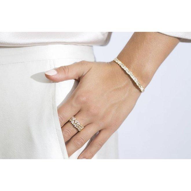 Sif Jakobs Antella ring SJ-R0463-CZ-YG/56