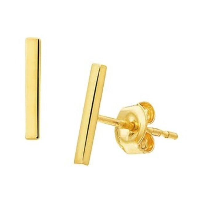 Gouden Essentials oorsieraad  (No. 36) 40.17993