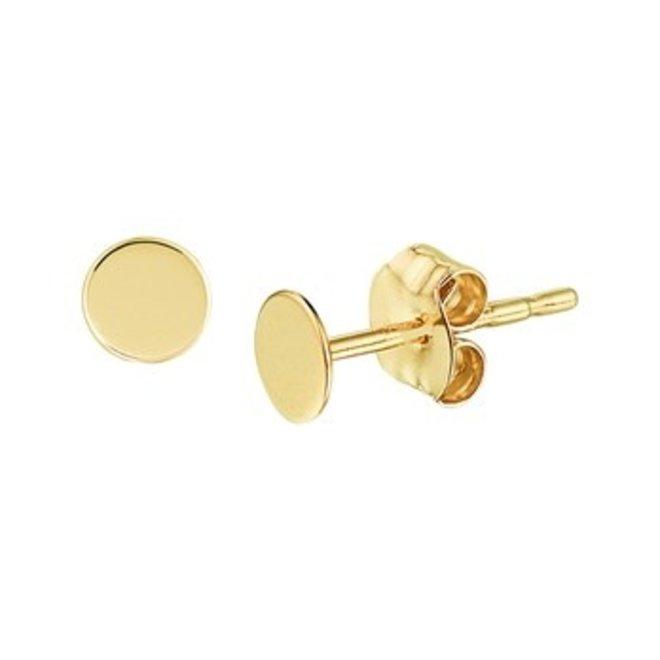 Gouden Essentials oorsieraad  (No. 37) 40.18948