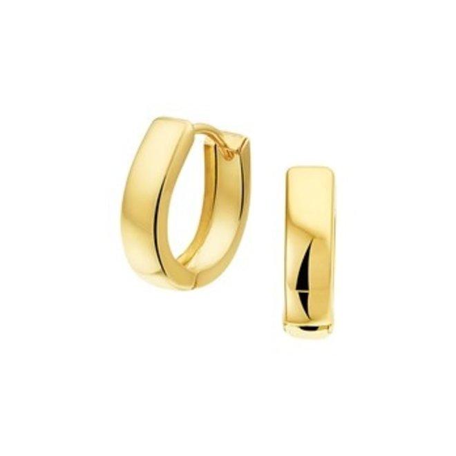 Gouden Essentials oorsieraad (No. 40) 40.17086