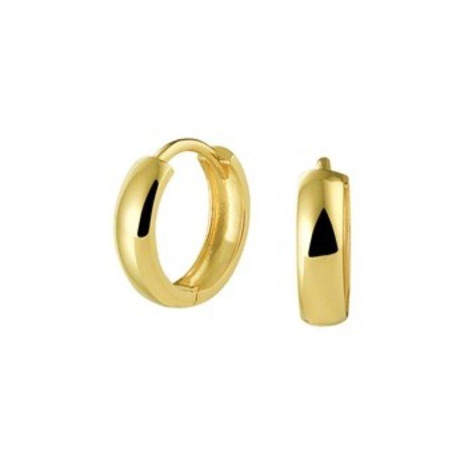 Gouden Essentials oorsieraad (No. 39) 40.19748