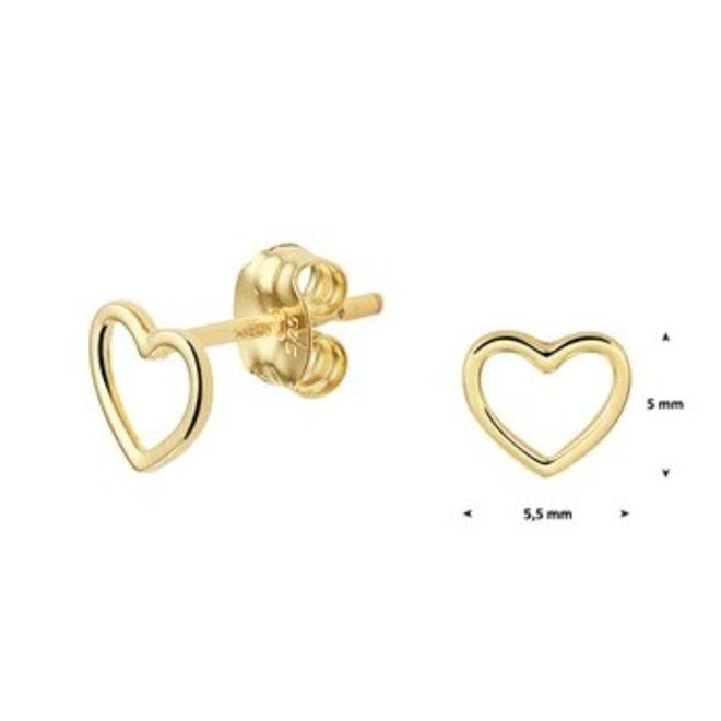 Gouden Essentials oorsieraad (No. 30) 40.20294