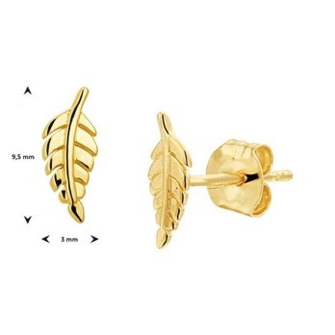 Gouden Essentials oorsieraad (No. 31) 40.19601