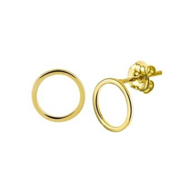 Gouden Essentials oorsieraad (No. 32) 40.17961