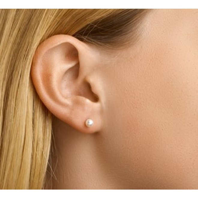 Gouden Essentials oorsieraad zoetwaterparel (No. 35) 40.08774