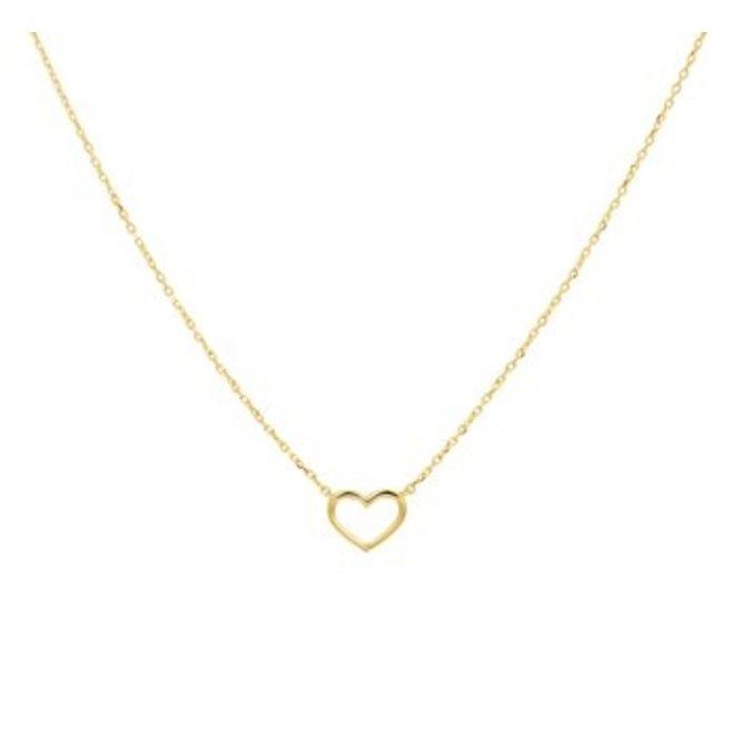 Gouden Essentials collier (No. 19) 40.20135