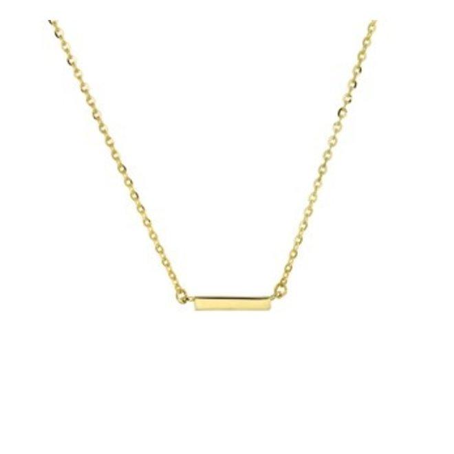 Gouden Essentials collier (No. 27) 40.17938