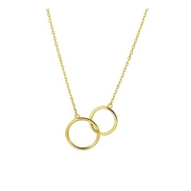 Gouden Essentials collier (No. 20) 40.17713