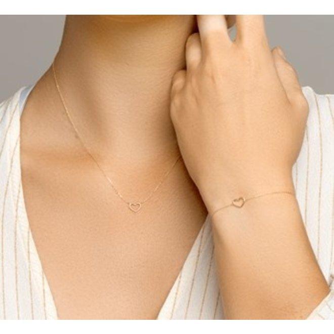 Gouden Essentials armband (No. 13) 40.20134