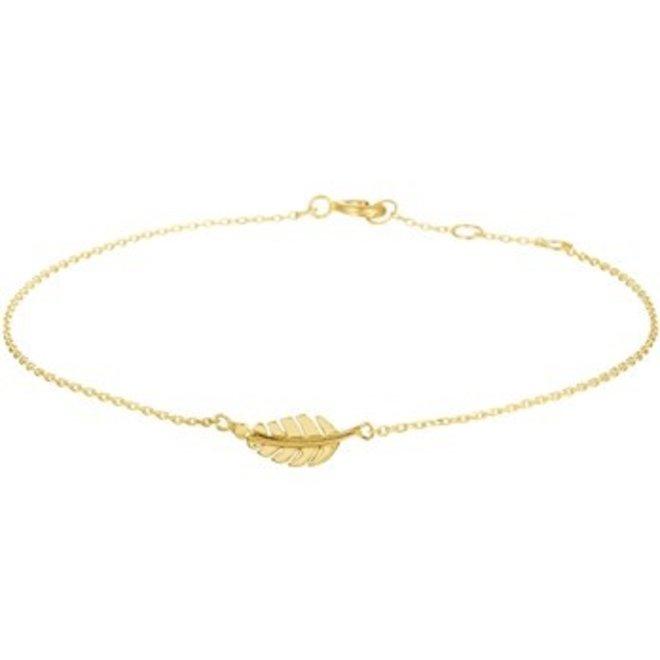 Gouden Essentials armband (No. 15) 40.20136