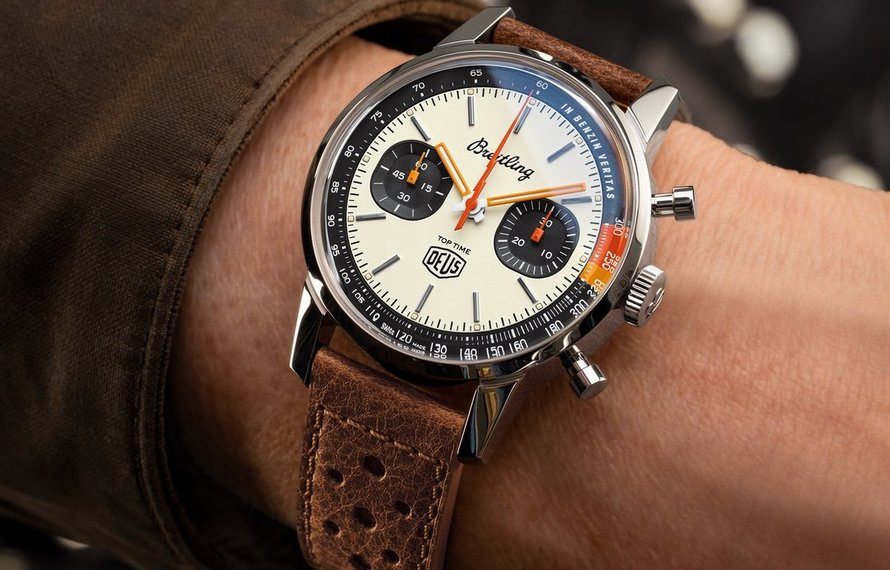 Limited Edition Breitling Top Time