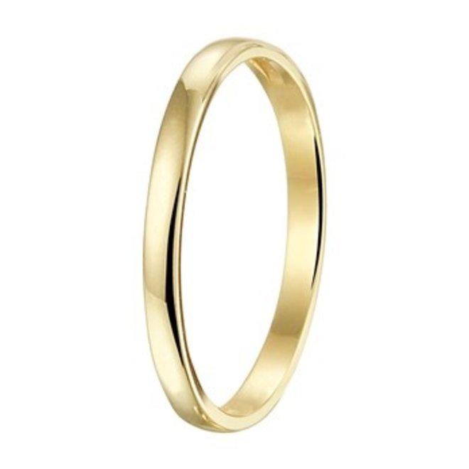 Gouden Essentials ring (No. 1) 40.20032