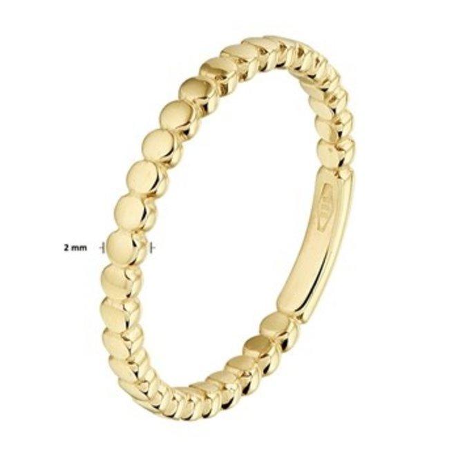 Gouden Essentials ring (No. 2) 40.19552