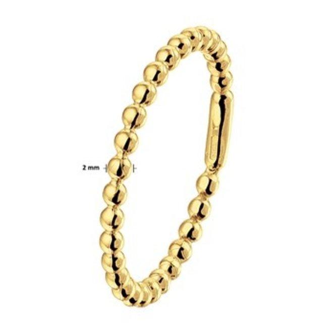 Gouden Essentials ring (No. 3) 40.19948