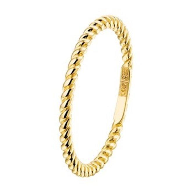 Gouden Essentials ring (No. 5) 40.19942