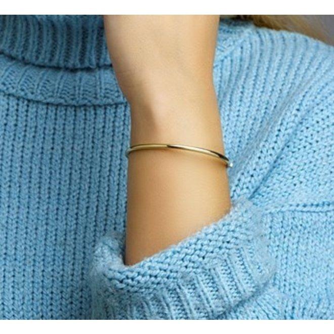 Gouden armband bangle (No. 45) 40.18067