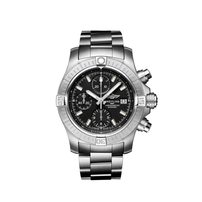 Breitling  Avenger 43 Chronograph A13385101B1A1
