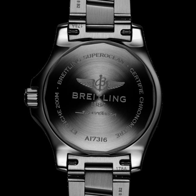 Breitling Superocean Automatic 36 A17316D21A1A1