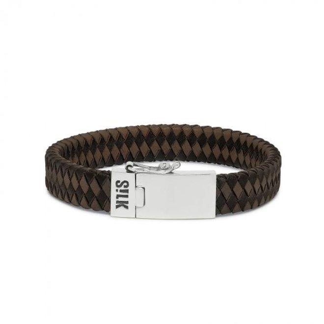 S!lk Jewellery armband ALPHA 841BBR