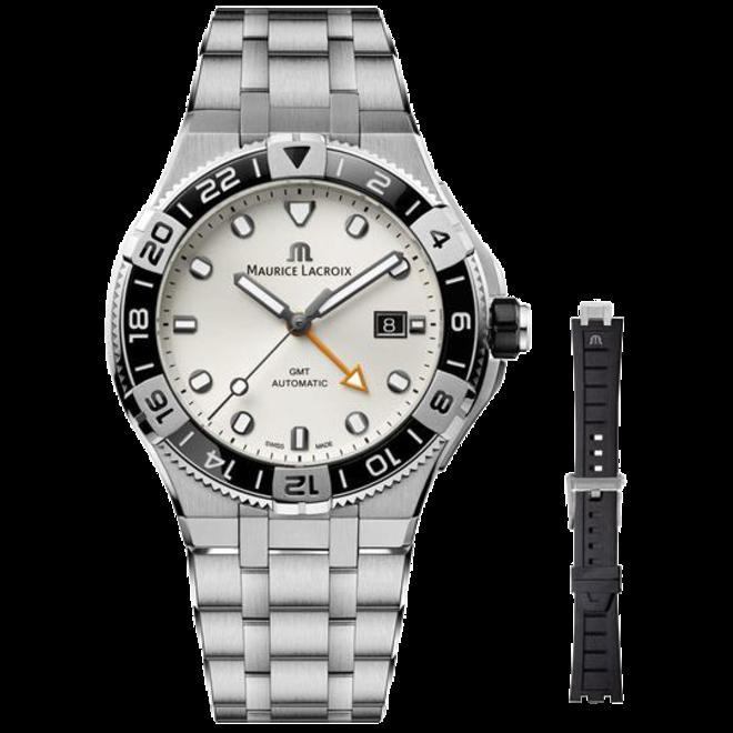 Maurice Lacroix AIKON Venturer GMT AI6158-SS00F-130-A