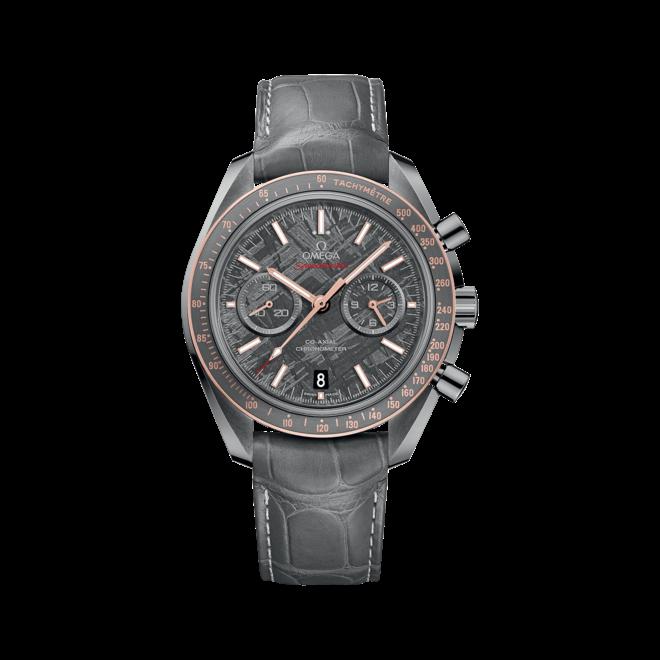Omega Speedmaster Grey Side Of The Moon  Meteorite 311.63.44.51.99.001