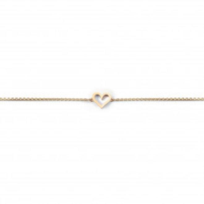 Miss Spring armband Tiny Heart MSA161GG