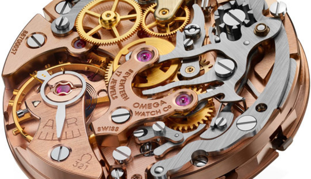 What makes a watch tick?