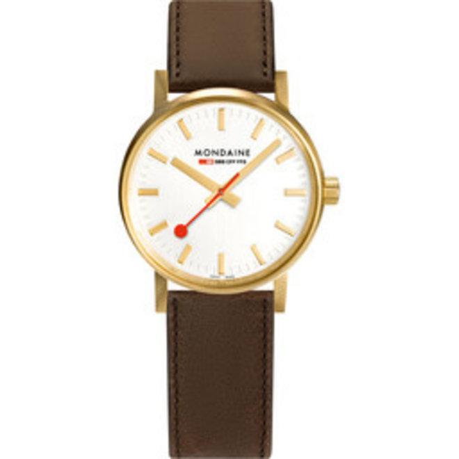 Mondaine MSE.30112.LG Evo 2 horloge