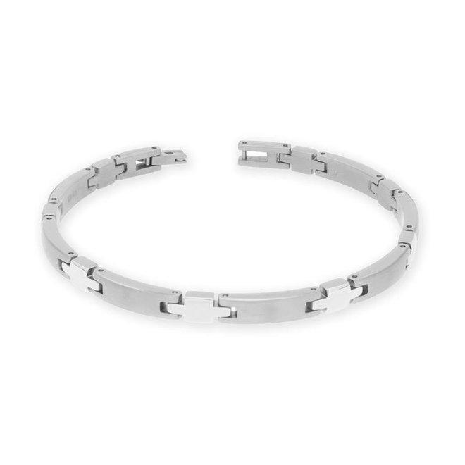 Boccia Titanium armband 03026-01