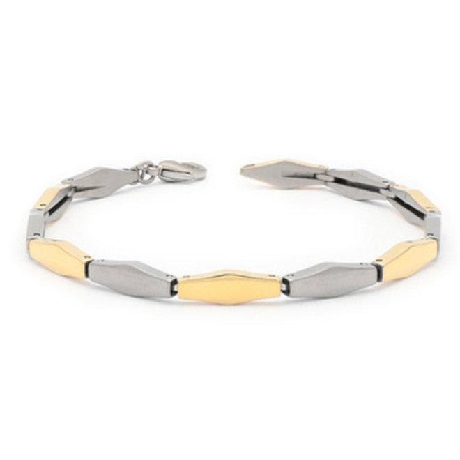 Boccia Titanium armband 03039-02