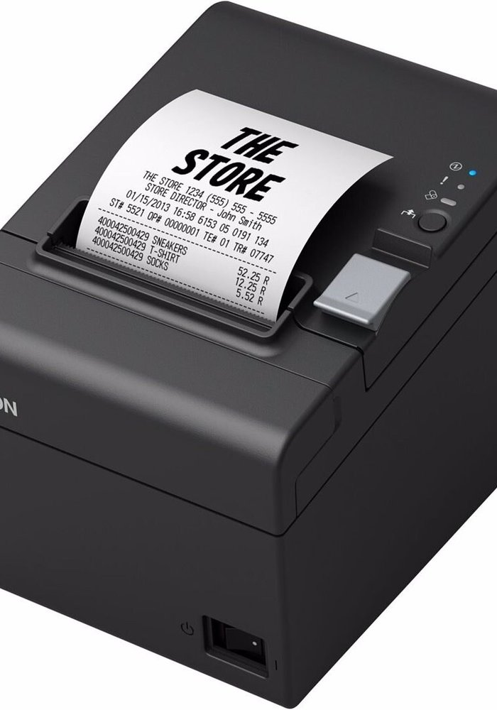 Epson Thermodrucker TM-T20II LAN