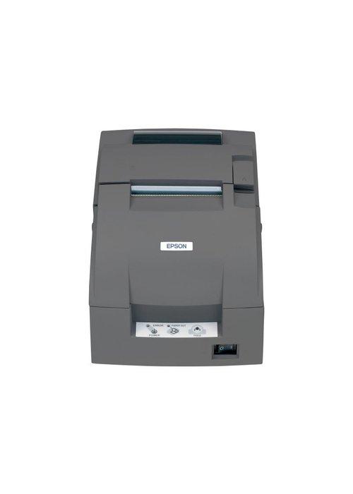 Epson Matrixdrucker TM-U220B LAN dunkelgrau