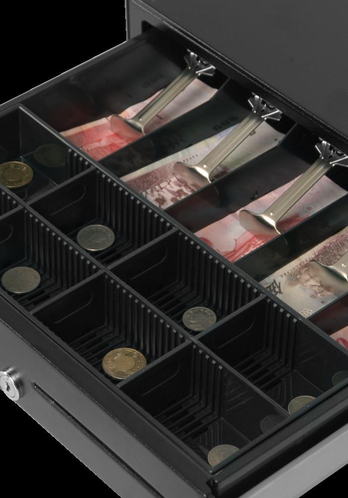 Cassetto soldi