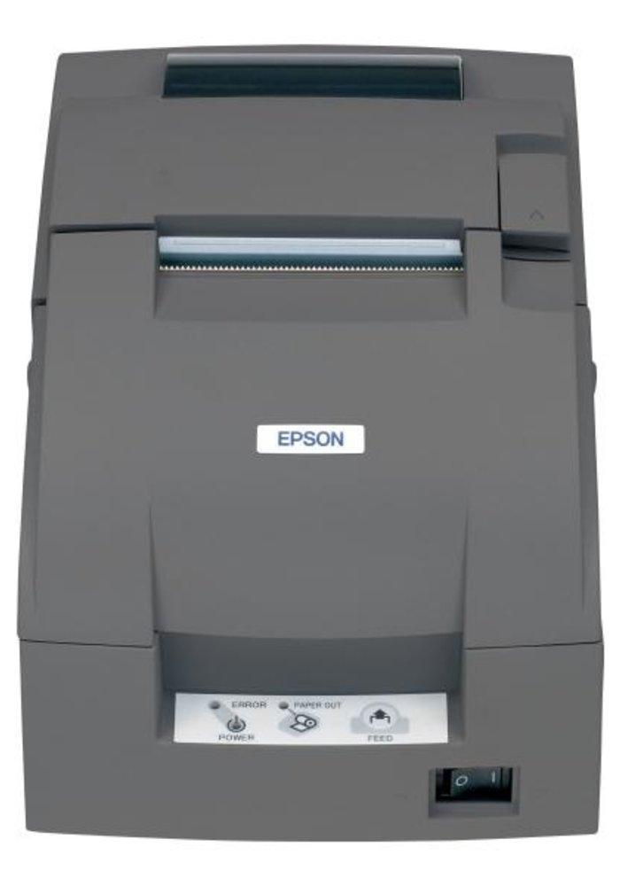 Epson Matrixdrucker TM-U220B LAN grigio scuro