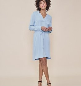 MOSMOSH LIPA CLASSIC PLAIN DRESS MOSMOSH 123610