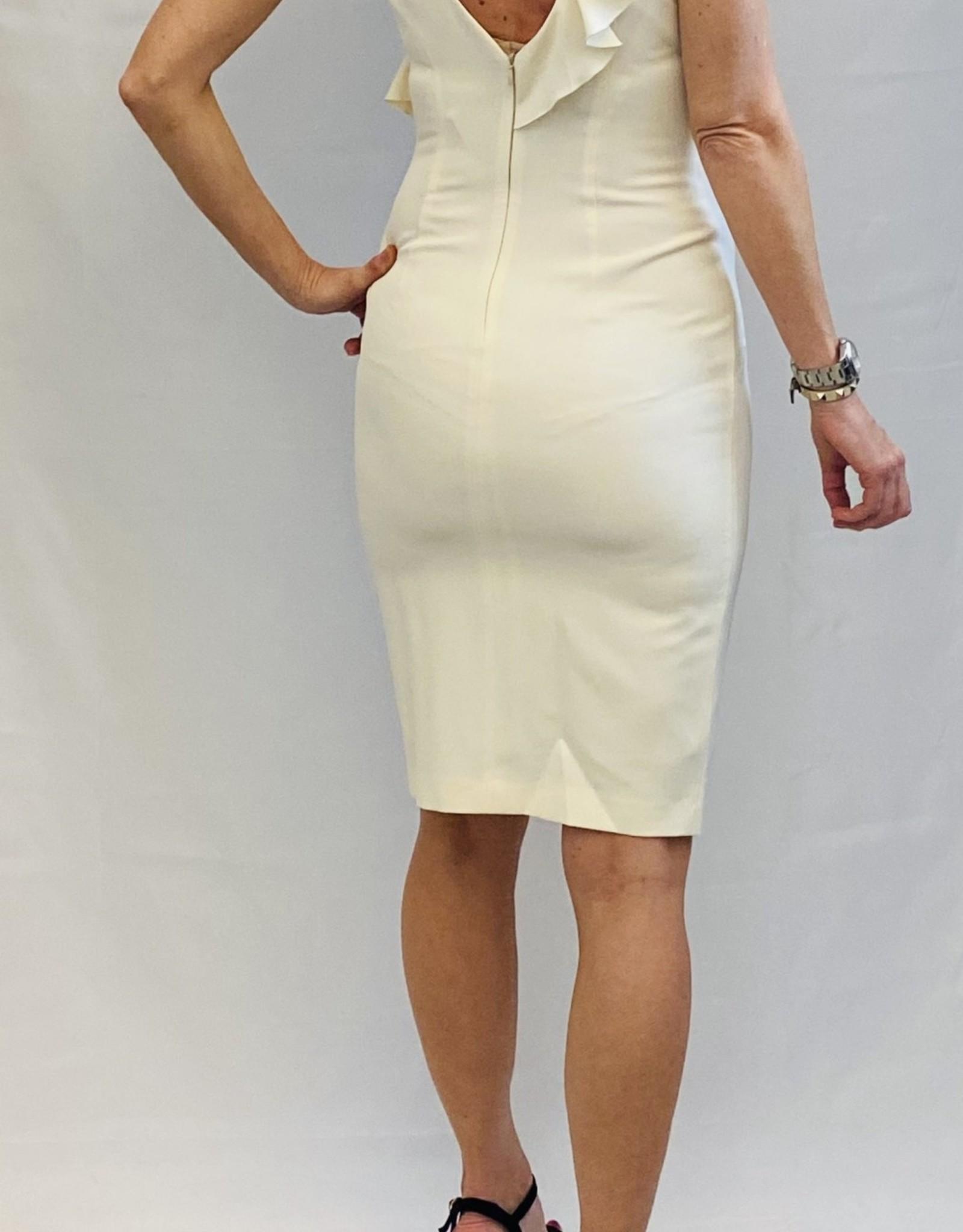 ACCESS ABBEE  PENCIL DRESS W SPLIT 3051-121 BY ACCESS