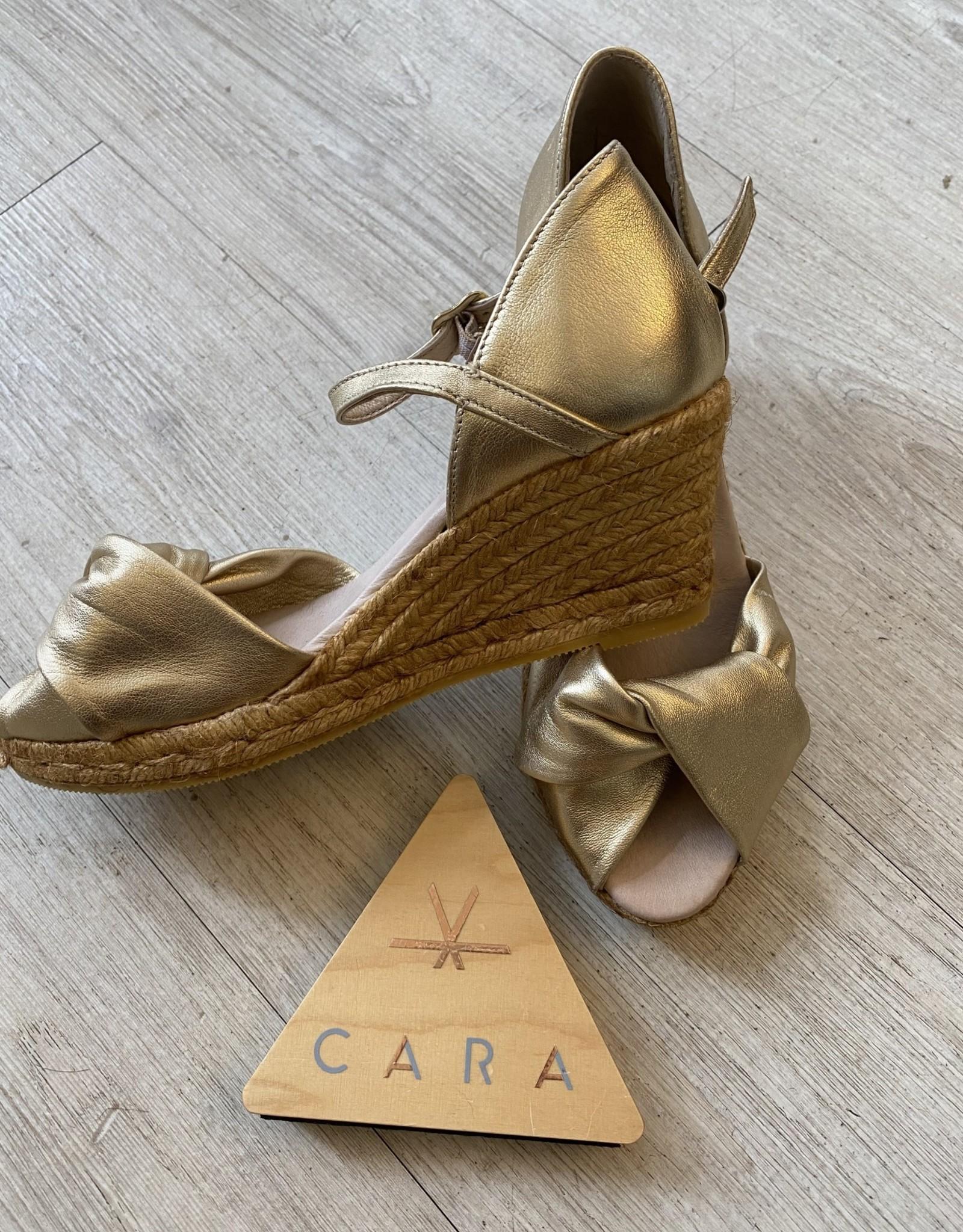 CARA FOOTWEAR CARA WEDGE ESPRADRILLE GISELLE